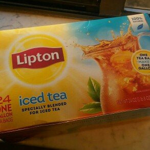 Photo of Lipton Iced Tea Bags uploaded by Sarah R.
