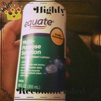 Photo of Equate Sterile Multipurpose Solution 4 Fl Oz uploaded by Vanessa G.