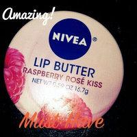 Nivea Lip Care Lip Butter Raspberry Rose Kiss uploaded by Talcum B.