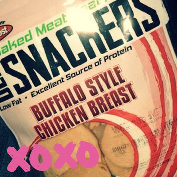 Photo of Land O'Frost® Deli Snackers™ Buffalo Style Chicken Breast Baked Meat Snacks 2 oz. Bag uploaded by Emily M.