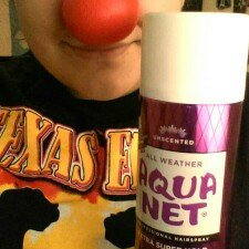 Photo of Aqua Net Professional Hair Spray uploaded by ruby s.