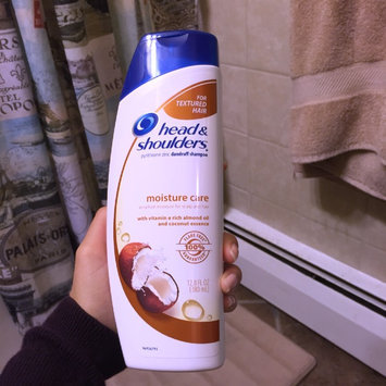 Photo of Head & Shoulders Moisture Care with Vitamin E Rich Almond Oil and Coconut Essence uploaded by Alyssa P.