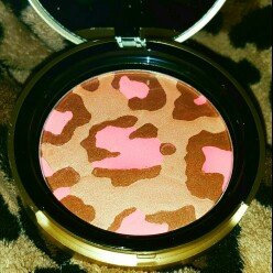 Too Faced Pink Leopard Blushing Bronzer uploaded by Ashley D.