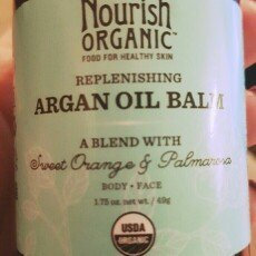 Photo of Nourish Organic™ Replenish Organic Argan Oil Balm uploaded by Heather M.