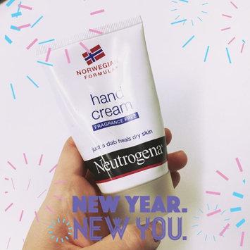 Photo of Neutrogena® Norwegian Formula® Hand Cream uploaded by Michele W.