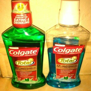 Colgate Total® Advanced Pro-Shield Mouthwash image uploaded by Irene M.
