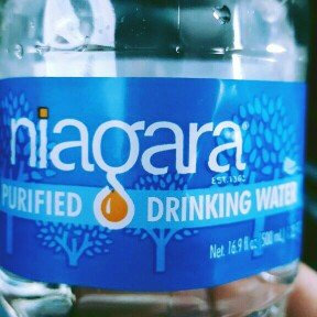 Niagara Bottled Water uploaded by AMANDA W.