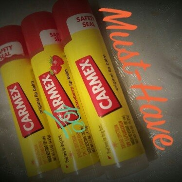 Carmex Moisturizing Lip Balm Stick SPF 15 uploaded by Ashley H.