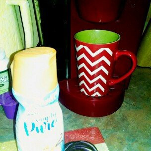 International Delight™ Simply Pure® Vanilla Coffee Creamer 1 pt. Bottle uploaded by Brandy C.