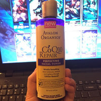 Avalon Organics Wrinkle Therapy With Coq10 & Rosehip Perfecting Toner uploaded by Christina Y.