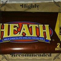 Heath® Milk Chocolate English Toffee Bars uploaded by Samantha G.
