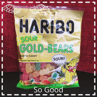HARIBO Sour Gold Bears Gummi Candy uploaded by Heizel D.