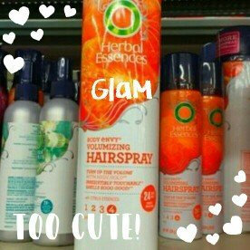 Photo of Herbal Essences Set Me Up Hairspray uploaded by Amy B.