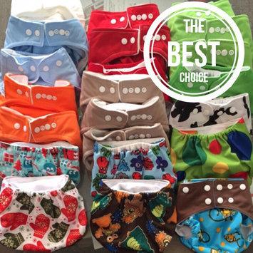 Photo of Rumparooz Pocket Cloth Diaper - Gumball uploaded by Chelsea H.