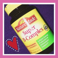 Nature Made Super B-Complex Dietary Supplement Tablets uploaded by Léage Marie M.