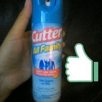 Cutter All Family Mosquito Repellent - 6 oz uploaded by Franchesca F.