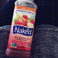 Naked 100% Juice Smoothie Strawberry Banana uploaded by Geovanna P.
