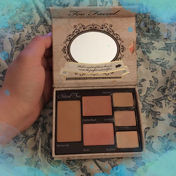 Photo of Too Faced Natural Face Natural Radiance Face Palette uploaded by Karina R.