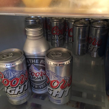 Photo of Coors Light uploaded by Linda S.