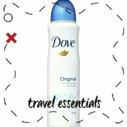 Photo of Dove Whitening Original Anti-Perspirant Deodorant Spray uploaded by giota b.