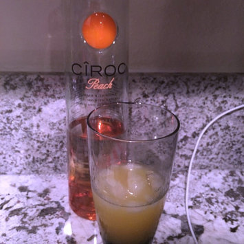 Photo of CÎROC™ Peach Vodka uploaded by Amethyst R.