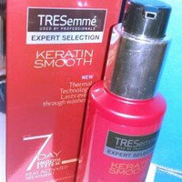 TRESemmé Keratin Smooth 7 Day Smooth System Heat Activated Treatment uploaded by Merin J.