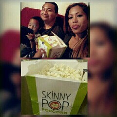 SkinnyPop® Original Popped Popcorn uploaded by Mylyn R.