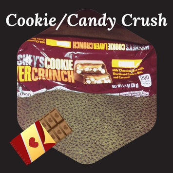 Photo of Hershey's Caramel Cookie Layer Crunch Chocolate Bars 6.3 oz. Bag uploaded by Monica T.