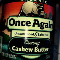 Once Again Cashew Butter Organic 16 Oz Pack Of 6 uploaded by Nina R.