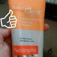 Neutrogena® Rapid Clear Oil-Eliminating Foaming Cleanser uploaded by . ..