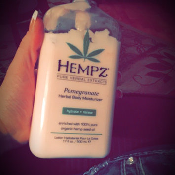 Hempz Hydrosilk Herbal Moisturizer uploaded by Tiffany U.