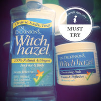 T.N. Dickinson: Witch Hazel Cleansing Pads w/ Aloe, 50 Hazelets Pads uploaded by Angelita Y.