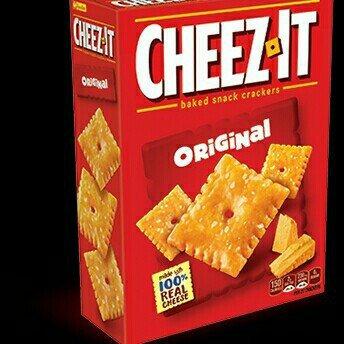 Photo of Cheez-It® Original Crackers uploaded by Jennifer I.