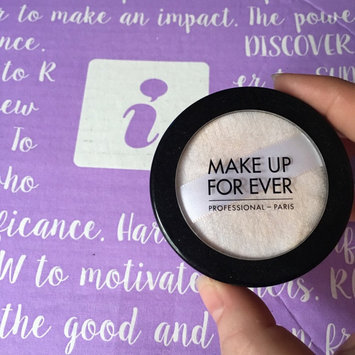 MAKE UP FOR EVER Super Matte Powder uploaded by Rebecca P.