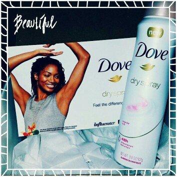 Dove® Powder Soft Dry Spray Antiperspirant Deodorant uploaded by Stephanie L.