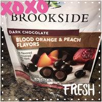 Brookside Dark Chocolate Blood Orange & Peach Flavors 7 oz. Bag uploaded by Rachel P.