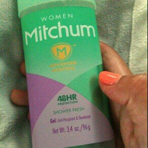 Photo of Mitchum for Women Advanced Gel Anti-Perspirant & Deodorant, Shower Fresh, 2 ea uploaded by member-63a3d78fe