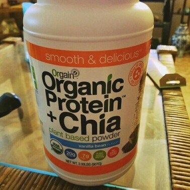 Orgain Organic Protein + Chia uploaded by Indira H.