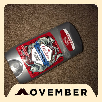 Old Spice Wild Collection Invisible Solid Anti-Perspirant & DeodorantWolfthorn Scent uploaded by Andrea D.