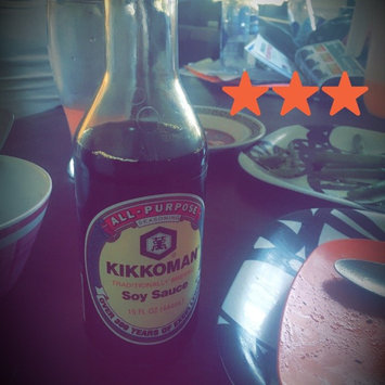 Photo of Kikkoman Soy Sauce uploaded by Jacklyn V.