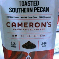 Cameron's Toasted Southern Pecan Ground Coffee-12 oz-Ground uploaded by Desere C.
