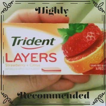 Photo of Trident Layers® Green Apple + Golden Pineapple uploaded by Cheyenne R.