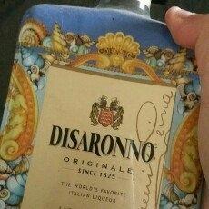 Disaronno Amaretto Liqueur uploaded by alex m.
