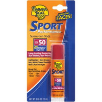 Banana Boat Sport Performance Sunscreen Stick With SPF 50 uploaded by Amy A.