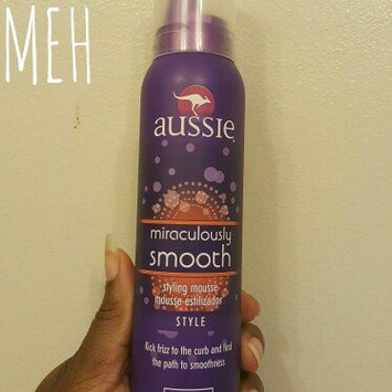 Photo of Aussie Miraculously Smooth Styling Mousse uploaded by Jasmine B.