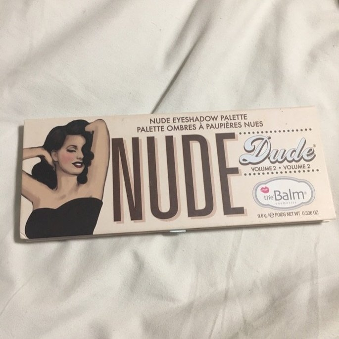 Thebalm the Balm Nude Dude Palette uploaded by jasmin m.