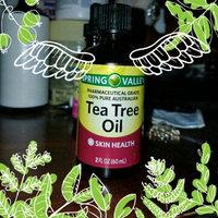 Spring Valley Pharmaceutical Grade Tea Tree Oil 2 fl oz uploaded by Kelly R.