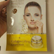 Photo of Masqueology Collagen Lifting Cream Mask uploaded by Tabitha B.