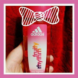 Photo of Women's Adidas Fruity Rhythm Body Spray - 2.5 oz uploaded by Ashley M.