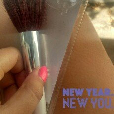 Photo of e.l.f. Total Face Brush uploaded by Nidia O.